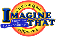 IMAGINE THAT! Custom Embroidery, Screen Printing and more!