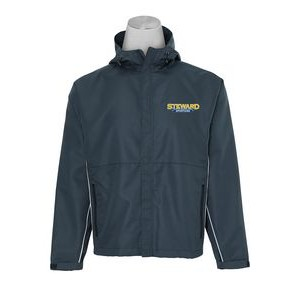 Men's or Ladies' Microfiber Jacket - 9014